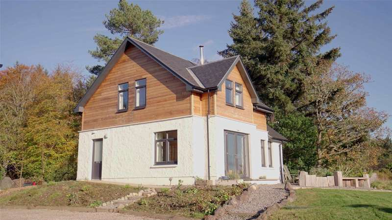 3 Bedrooms Detached House for sale in Canna, North Connel, Oban, Argyll and Bute, PA37