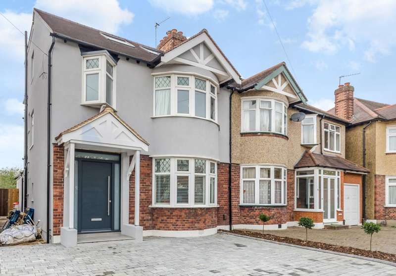 5 Bedrooms House for sale in Daybrook Road, Wimbledon, SW19