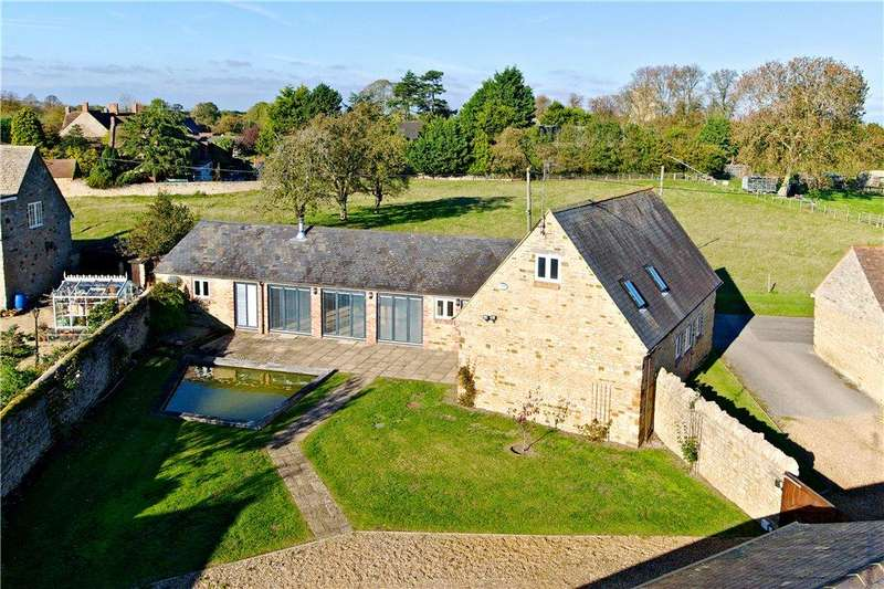 4 Bedrooms Unique Property for sale in The Green, Brafield on the Green, Northamptonshire
