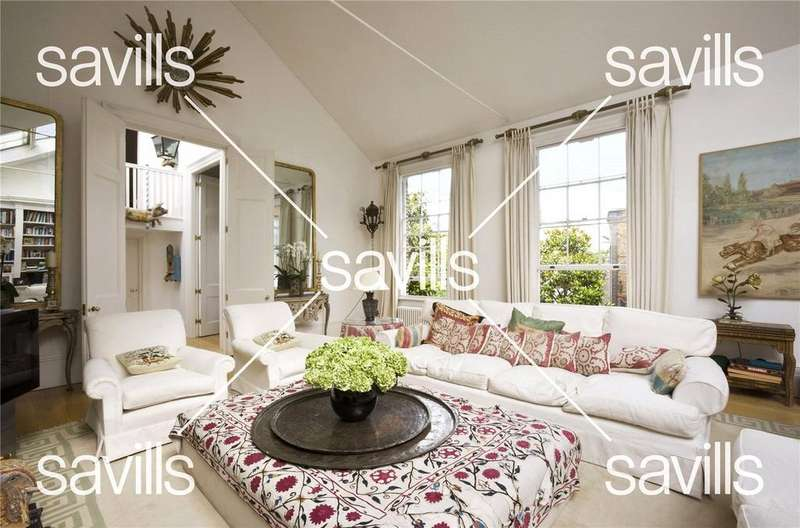 5 Bedrooms Semi Detached House for sale in Chelsea/Fulham Border, London, SW6