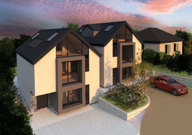 4 Bedrooms Detached House for sale in Park Lane, Knypersley