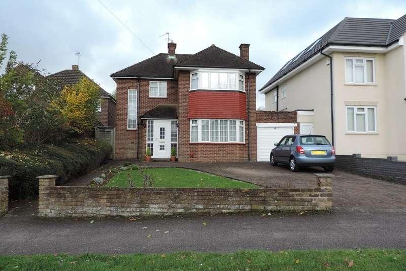 4 Bedrooms Detached House for sale in The Shrublands, Potters Bar EN6