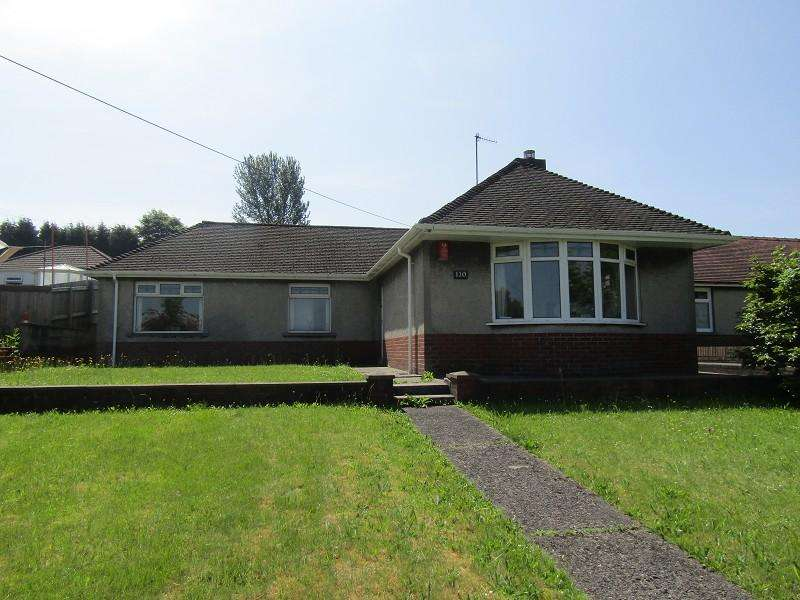 3 Bedrooms Detached Bungalow for sale in Peniel Green Road, Llansamlet, Swansea, City And County of Swansea.