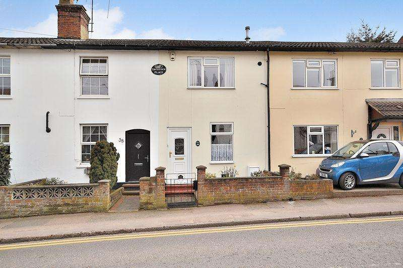 2 Bedrooms Terraced House for sale in Hockliffe Road, Leighton Buzzard