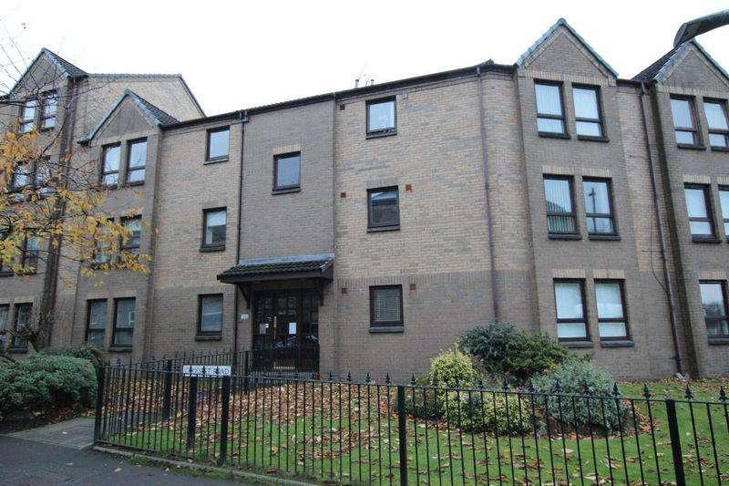 2 Bedrooms Flat for sale in Crosslet Road, Dumbarton