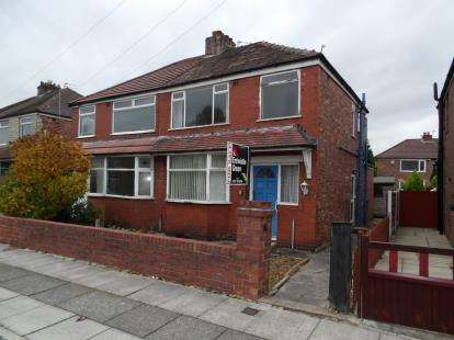 3 Bedrooms Semi Detached House for sale in Pembroke Drive, Redvales, Bury, Greater Manchester, BL9