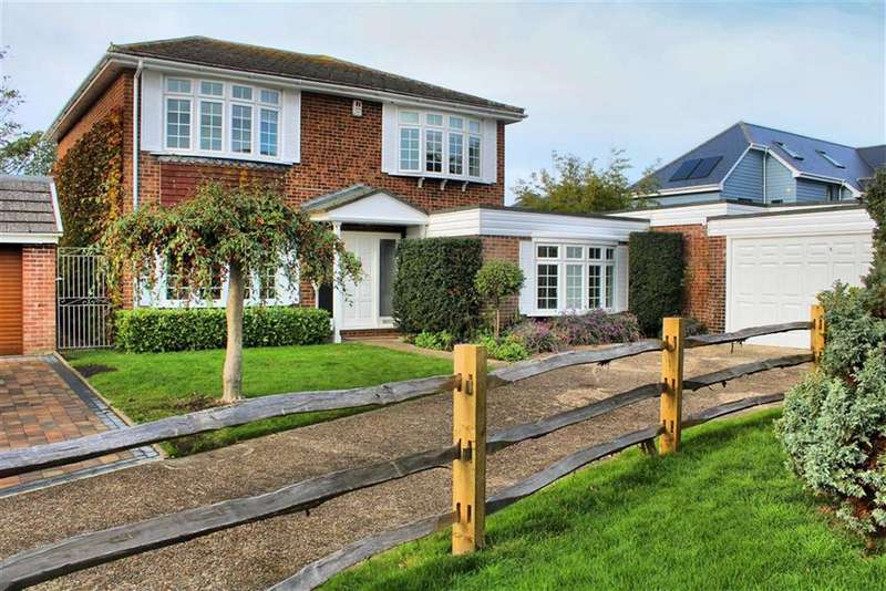 5 Bedrooms Detached House for sale in Bydown, Seaford, East Sussex
