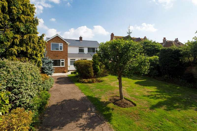 4 Bedrooms Detached House for sale in Cherry Garden Avenue, Folkestone, CT19