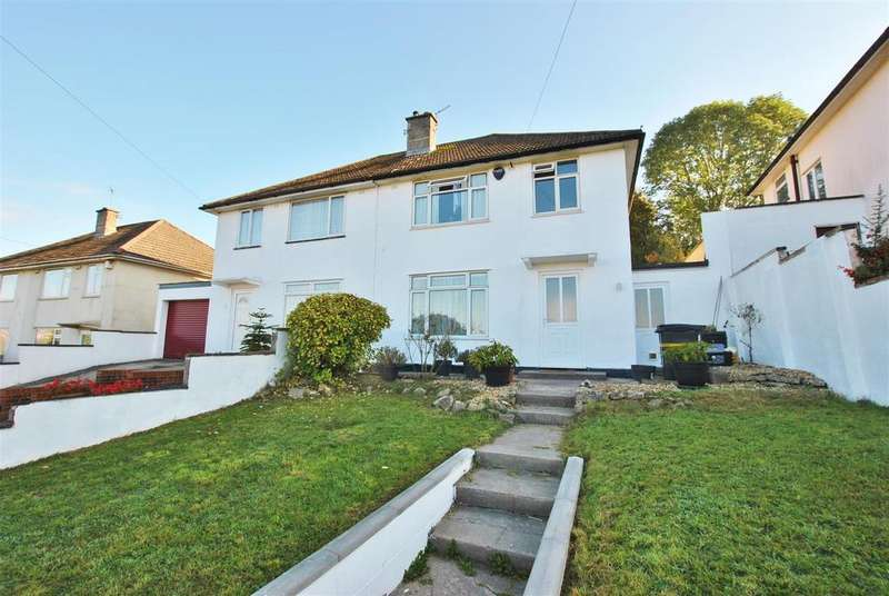 3 Bedrooms Semi Detached House for sale in Lanesborough Rise, Stockwood, Bristol