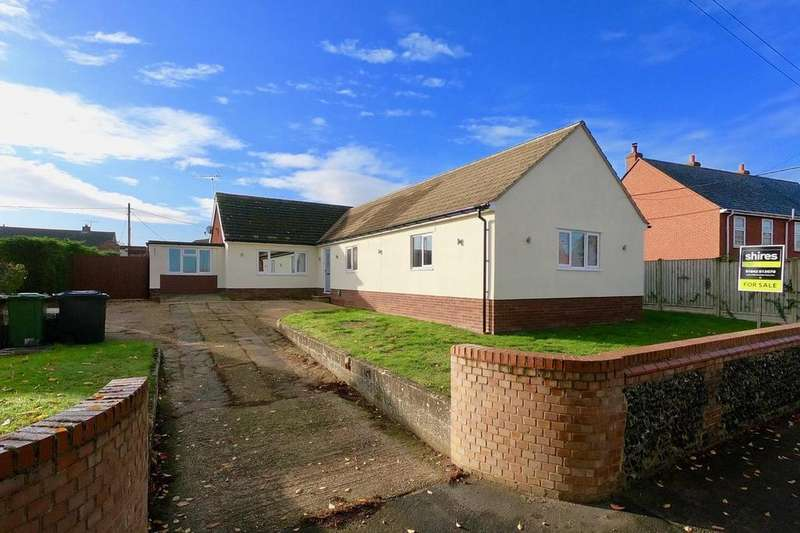 4 Bedrooms Chalet House for sale in High Street, Methwold