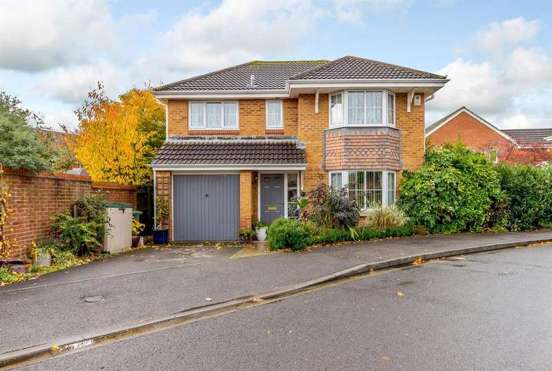 4 Bedrooms Detached House for sale in Galingale Way, Portishead, North Somerset, BS20 7LU