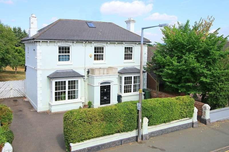 6 Bedrooms Detached House for sale in Norton Road, Norton, Stourbridge, DY8