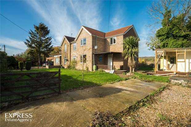 5 Bedrooms Detached House for sale in Wood End, Marston Moretaine, Bedford