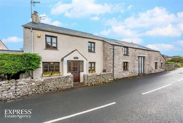 5 Bedrooms Detached House for sale in Church Road, Great Urswick, Ulverston, Cumbria