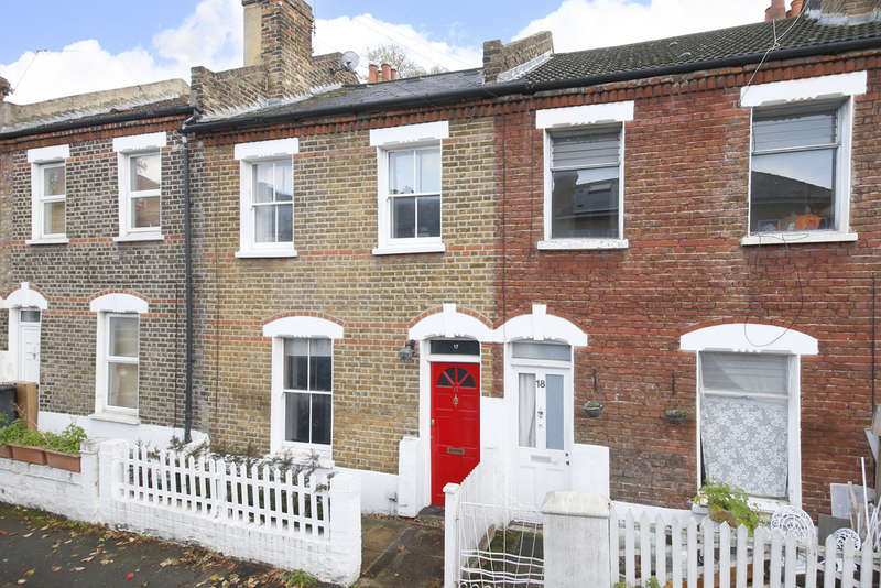 3 Bedrooms Terraced House for sale in Brindley Street, London, SE14 6PA