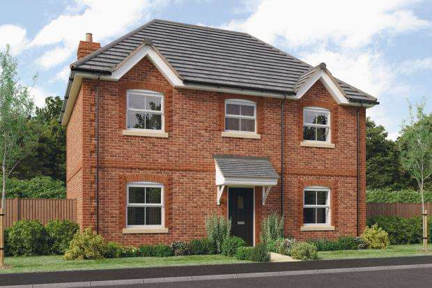 4 Bedrooms Detached House for sale in 17 Alfrey Close, Southbourne, Emsworth