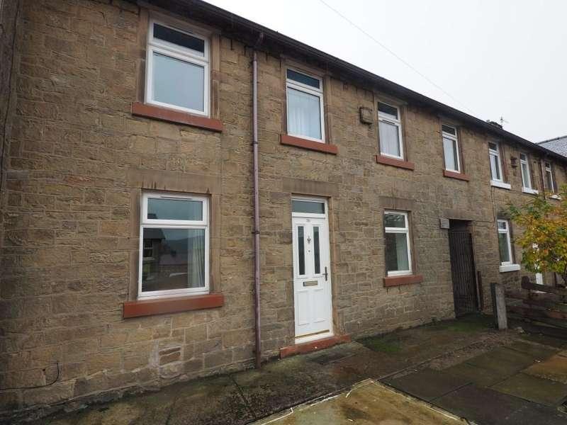 3 Bedrooms Terraced House for sale in Anchor Avenue, Chapel-en-le-Frith, High Peak, Derbyshire, SK23 0PB