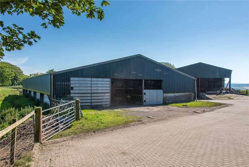 3 Bedrooms Farm Commercial for sale in Crooklands Farm, Forth, Lanark, South Lanarkshire, ML11
