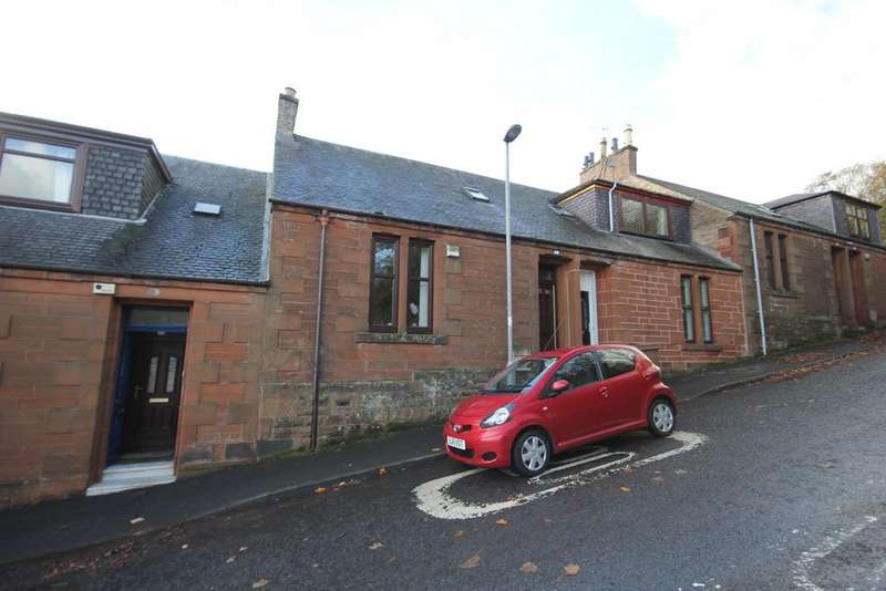 3 Bedrooms Terraced House for sale in Borebrae, Newilns, Ayrshire KA16