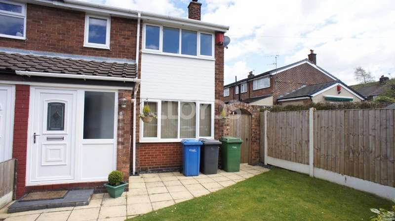 3 Bedrooms End Of Terrace House for sale in Denver Road, Latchford, Warrington