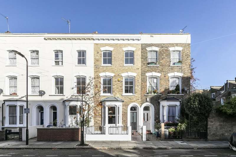 5 Bedrooms Terraced House for sale in Osterley Road, London, N16