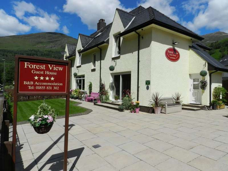 6 Bedrooms Guest House Commercial for sale in Forest View Guest House, Kinlochleven