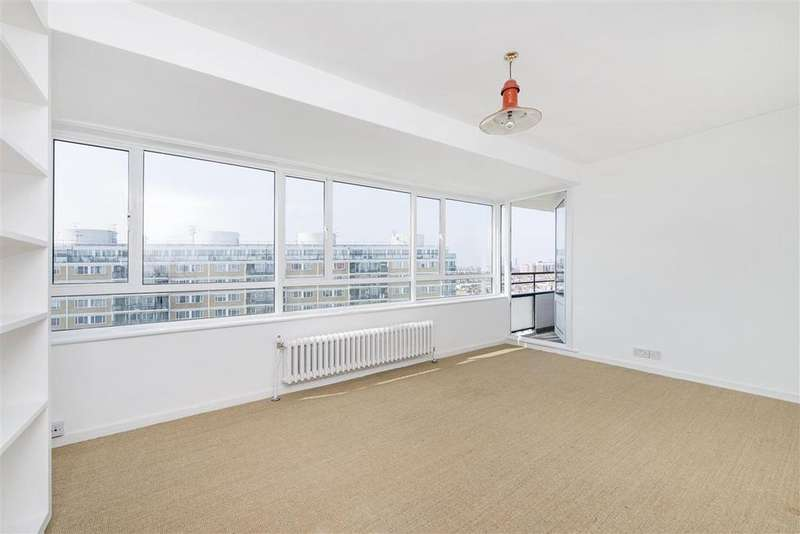 2 Bedrooms Flat for sale in Churchill Gardens, SW1V
