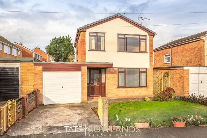 3 Bedrooms Detached House for sale in Caesar Avenue, Flint, Flintshire, CH6