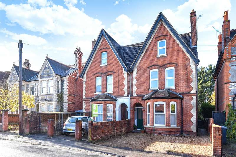 2 Bedrooms Apartment Flat for sale in Bulmershe Road, Reading, Berkshire, RG1