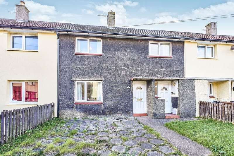 1 Bedroom Property for sale in Wasdale Close, Whitehaven, CA28