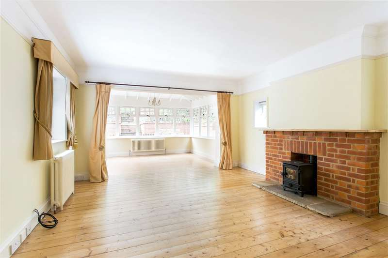 5 Bedrooms Semi Detached House for sale in Nags Head Lane, Great Missenden, Buckinghamshire, HP16