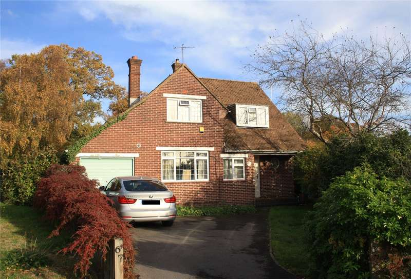 4 Bedrooms Detached House for sale in Bassett Green Close, Southampton, Hampshire, SO16