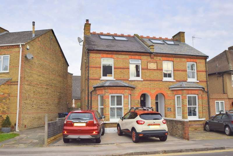 5 Bedrooms Semi Detached House for sale in Bolton Road, Windsor, SL4
