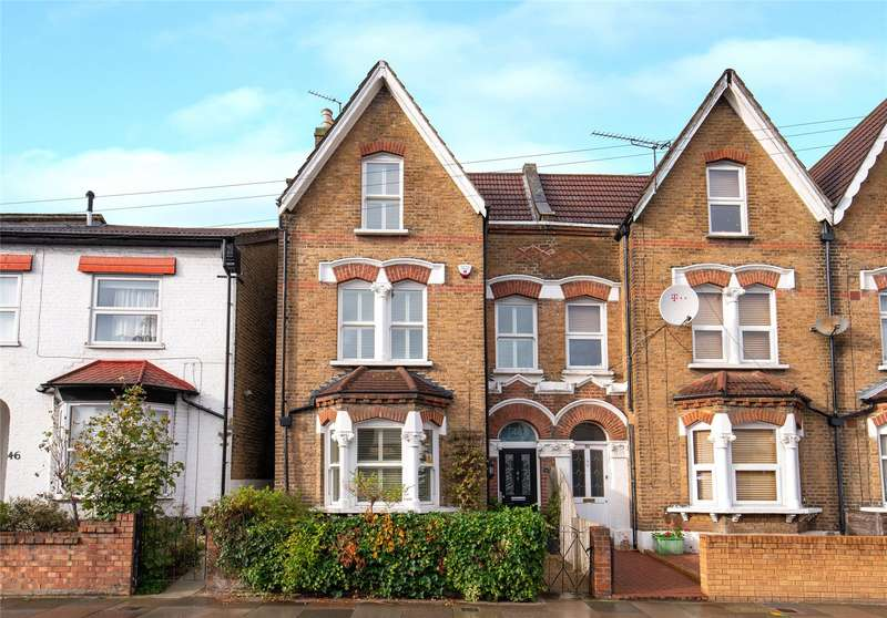 4 Bedrooms End Of Terrace House for sale in Mulberry Way, London