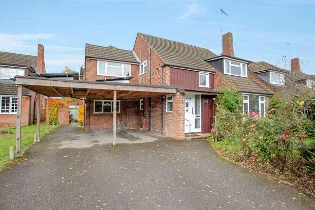 5 Bedrooms Detached House for sale in Medow Mead, Radlett, Hertfordshire, WD7 8ES