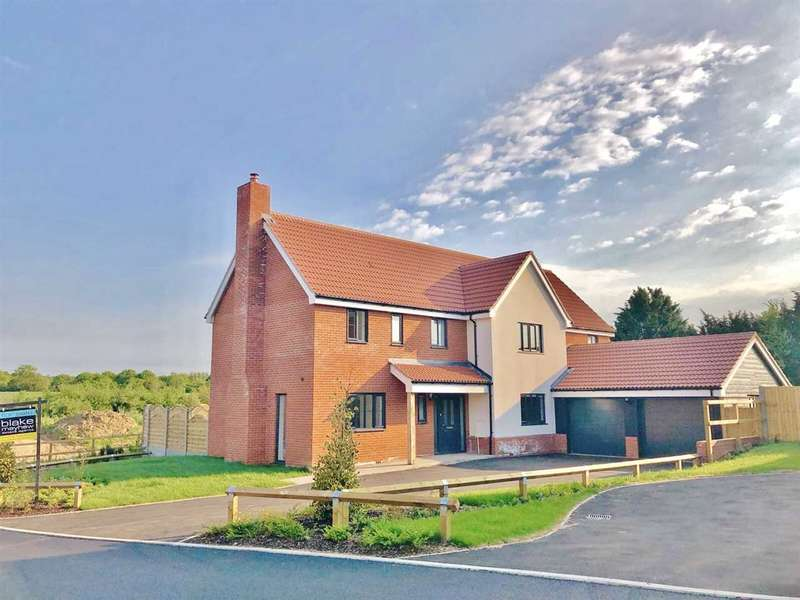 5 Bedrooms Detached House for sale in Mill Farm Place, Belstead, Ipswich