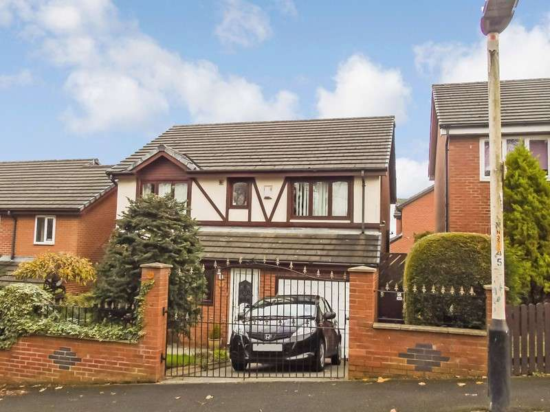 4 Bedrooms Property for sale in St. Edmunds Court, Gateshead, Tyne & Wear, NE8 3PF