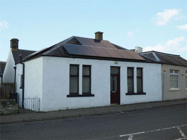 3 Bedrooms Semi Detached Bungalow for sale in Main Street, Townhill, Dunfermline, Fife