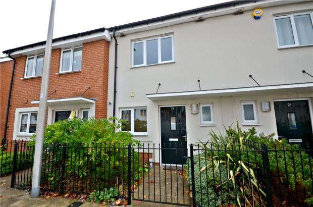 2 Bedrooms Terraced House for sale in St. Agnes Way, Reading, Berkshire
