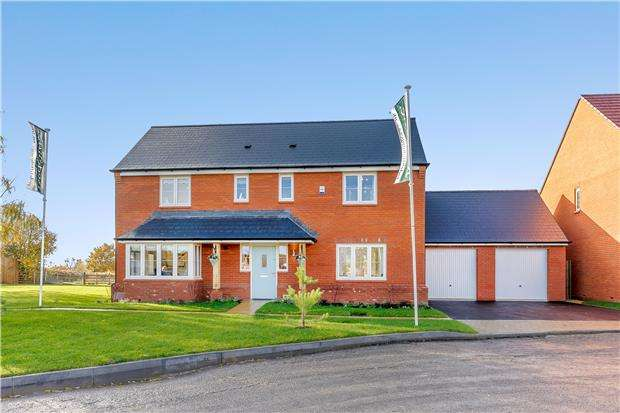 5 Bedrooms Detached House for sale in The Ashbury, Ashleworth, Glos, GL19 4JJ