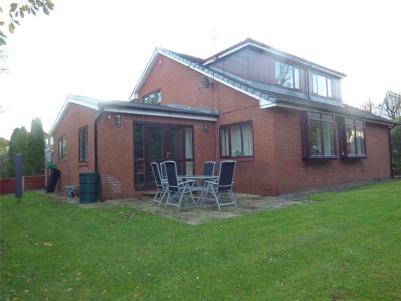 4 Bedrooms Detached House for sale in Beechfield, Grasscroft, Saddleworth, OL4