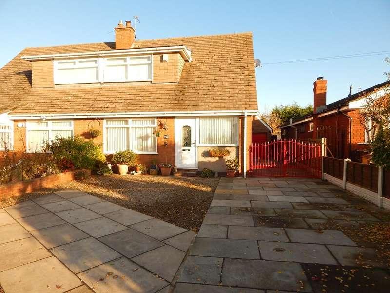 3 Bedrooms Semi Detached House for sale in School Lane, Haskayne, L39 7JE
