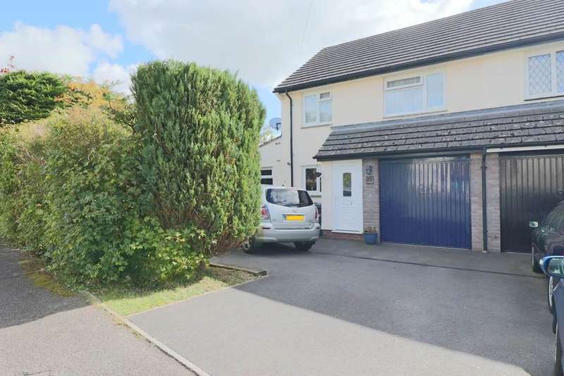 3 Bedrooms Semi Detached House for sale in Whiddon Valley, Barnstaple