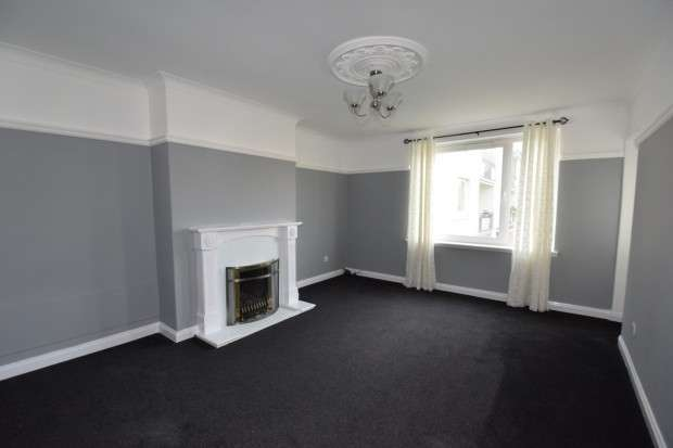 2 Bedrooms Flat for sale in Flat 1/2 43 Mosspark Square, Mosspark, G52