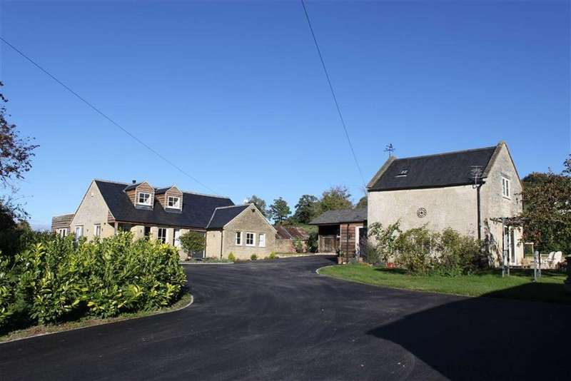 4 Bedrooms Detached House for sale in Bencroft Hill, Stanley, Chippenham, Wiltshire, SN15