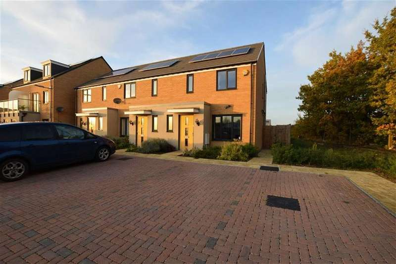 3 Bedrooms End Of Terrace House for sale in Sunliner Way, South Ockendon, Essex