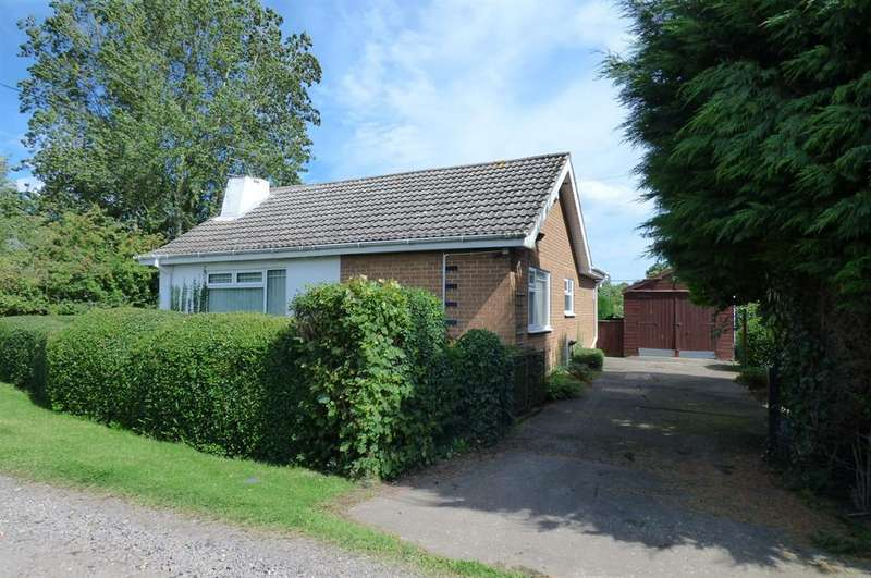 2 Bedrooms Bungalow for sale in Church End, North Somercotes