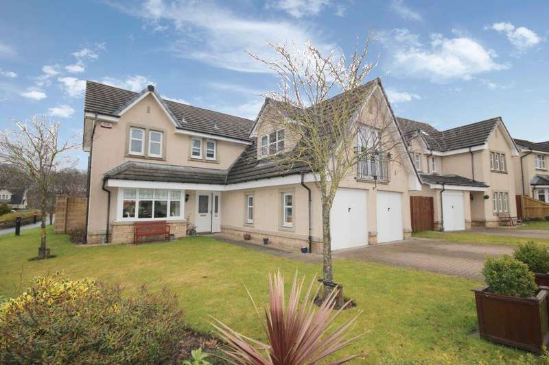 4 Bedrooms Detached Villa House for sale in 66 Chuckethall Road, Deans, Livingston