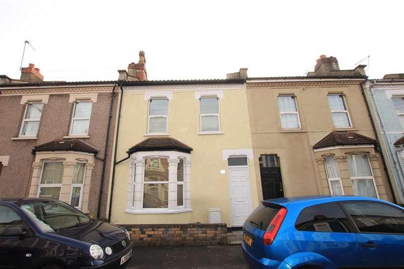 2 Bedrooms Terraced House for sale in Berwick Road, Easton, Bristol