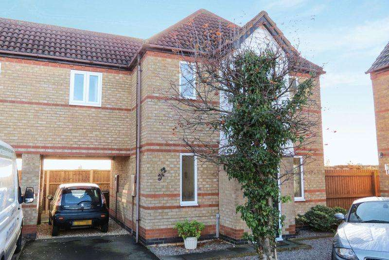3 Bedrooms Semi Detached House for sale in Morton